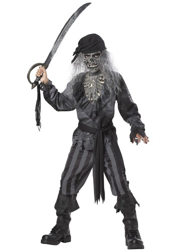 Kids Ghost Ship Pirate Costume By: California Costume Collection for the 2015 Costume season.