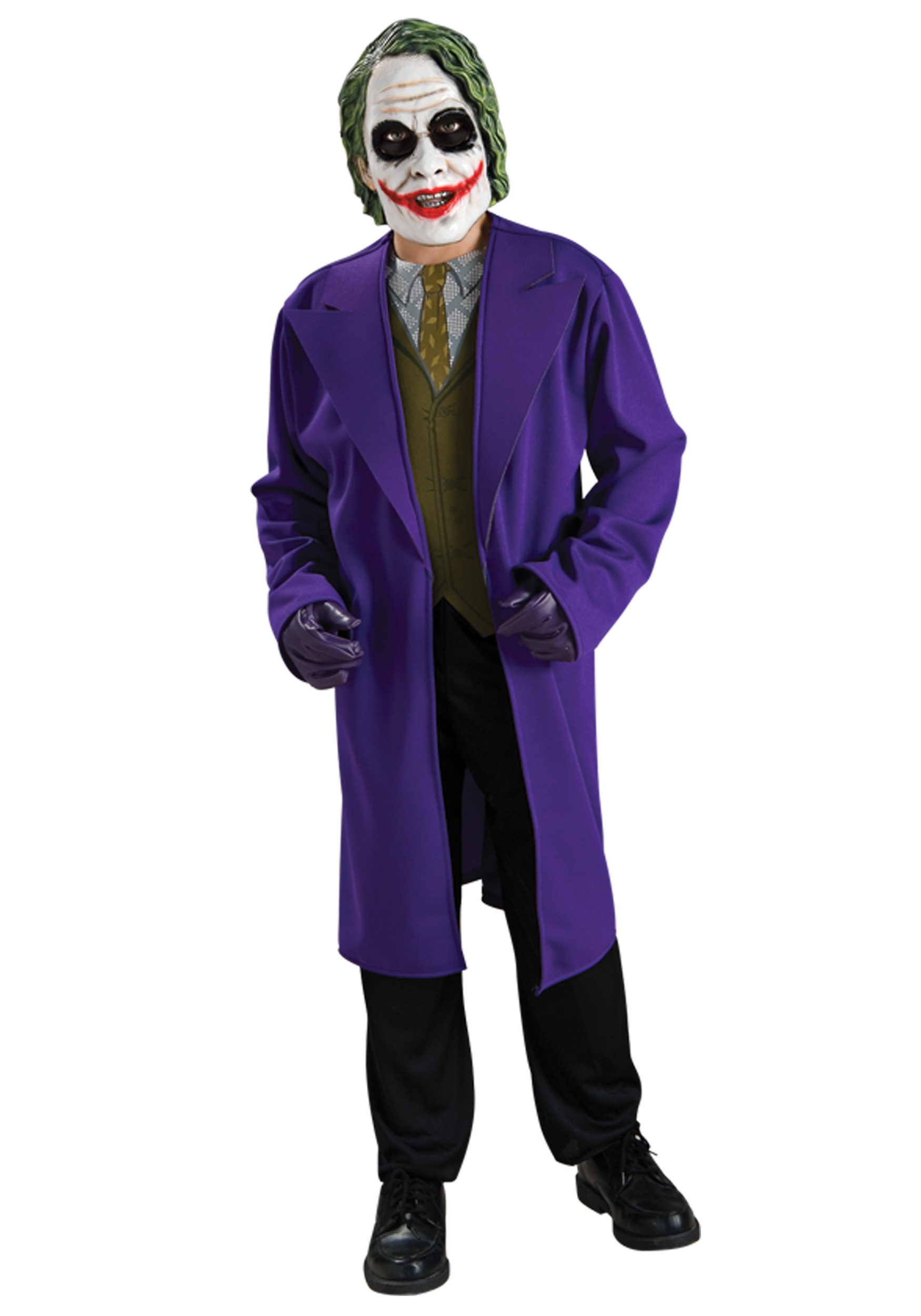 Tween Joker Costume RU886138