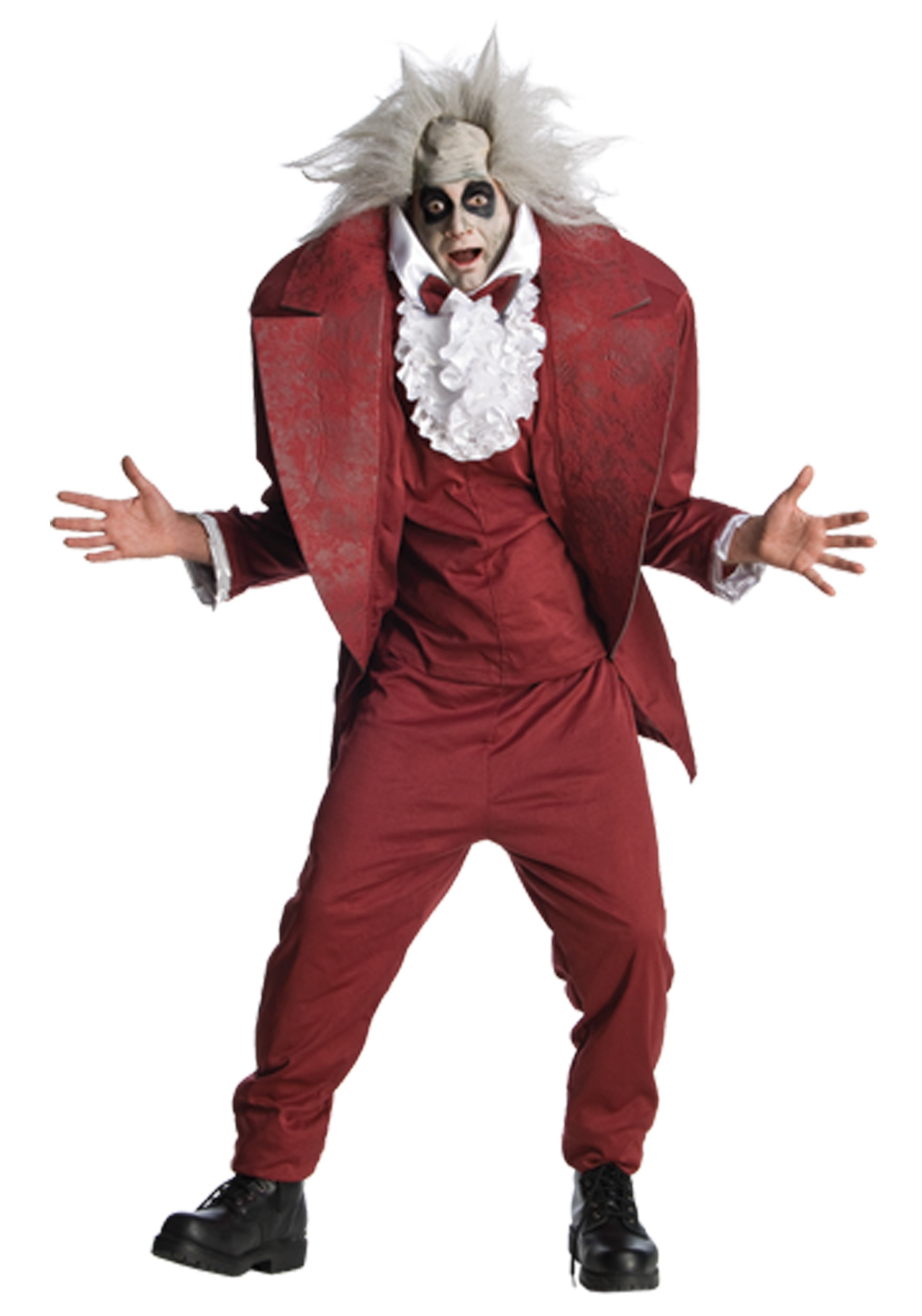 Adult Shrunken Head Beetlejuice Costume  sc 1 st  Halloween Costumes & Beetlejuice Costumes - HalloweenCostumes.com