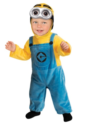 Click Here to buy Minion Toddler Costume from HalloweenCostumes, CDN Funds