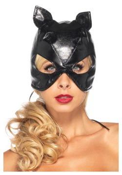 Corset Lace Cat Mask