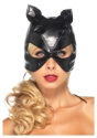 Corset Lace Cat Mask