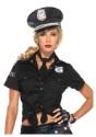Womens Police Shirt & Tie