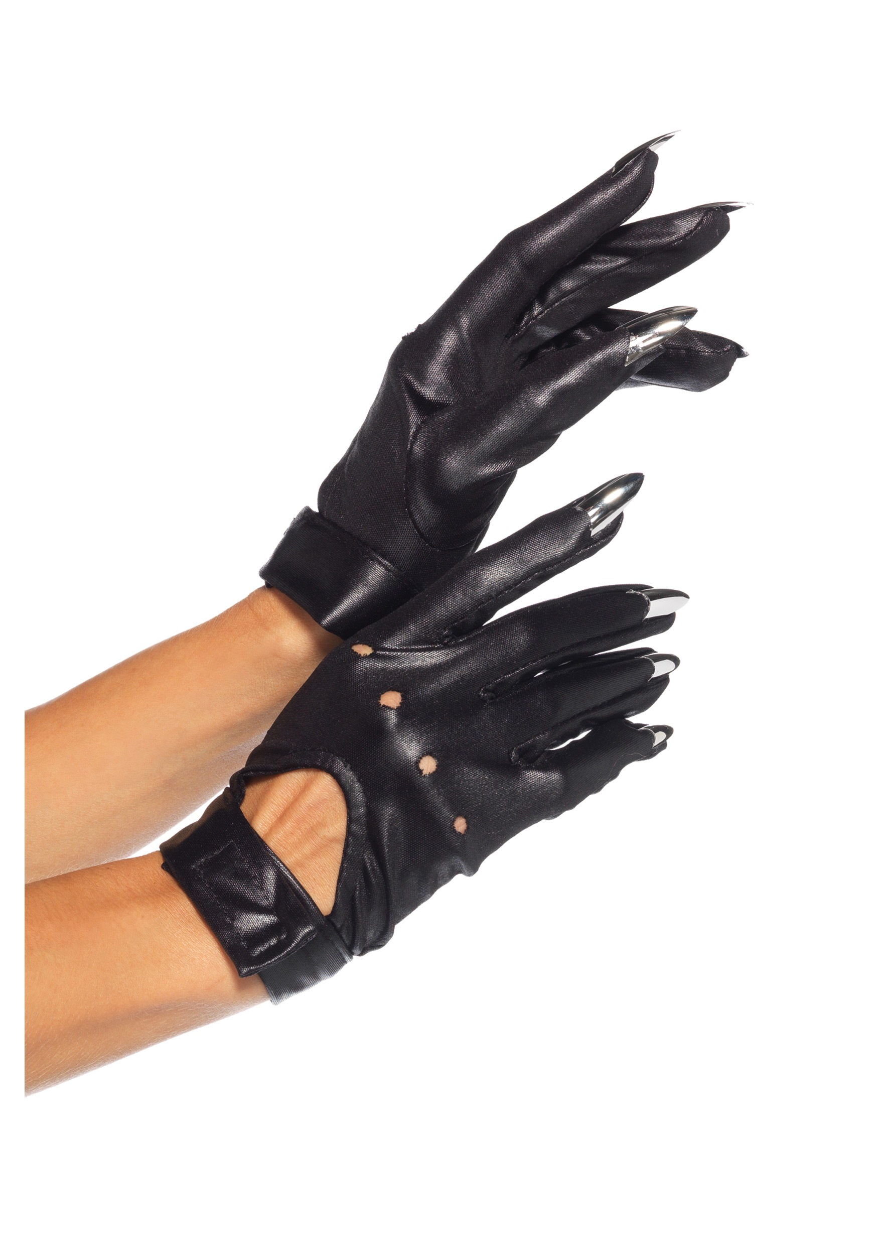 Mens leather kid gloves - Nail Gloves