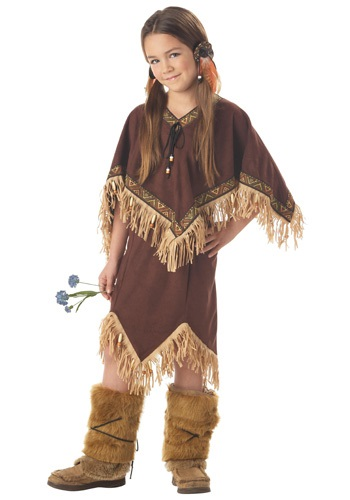 Child Indian Princess Costume By: California Costume Collection for the 2015 Costume season.