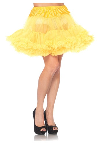 Yellow Petticoat By: Leg Avenue for the 2015 Costume season.