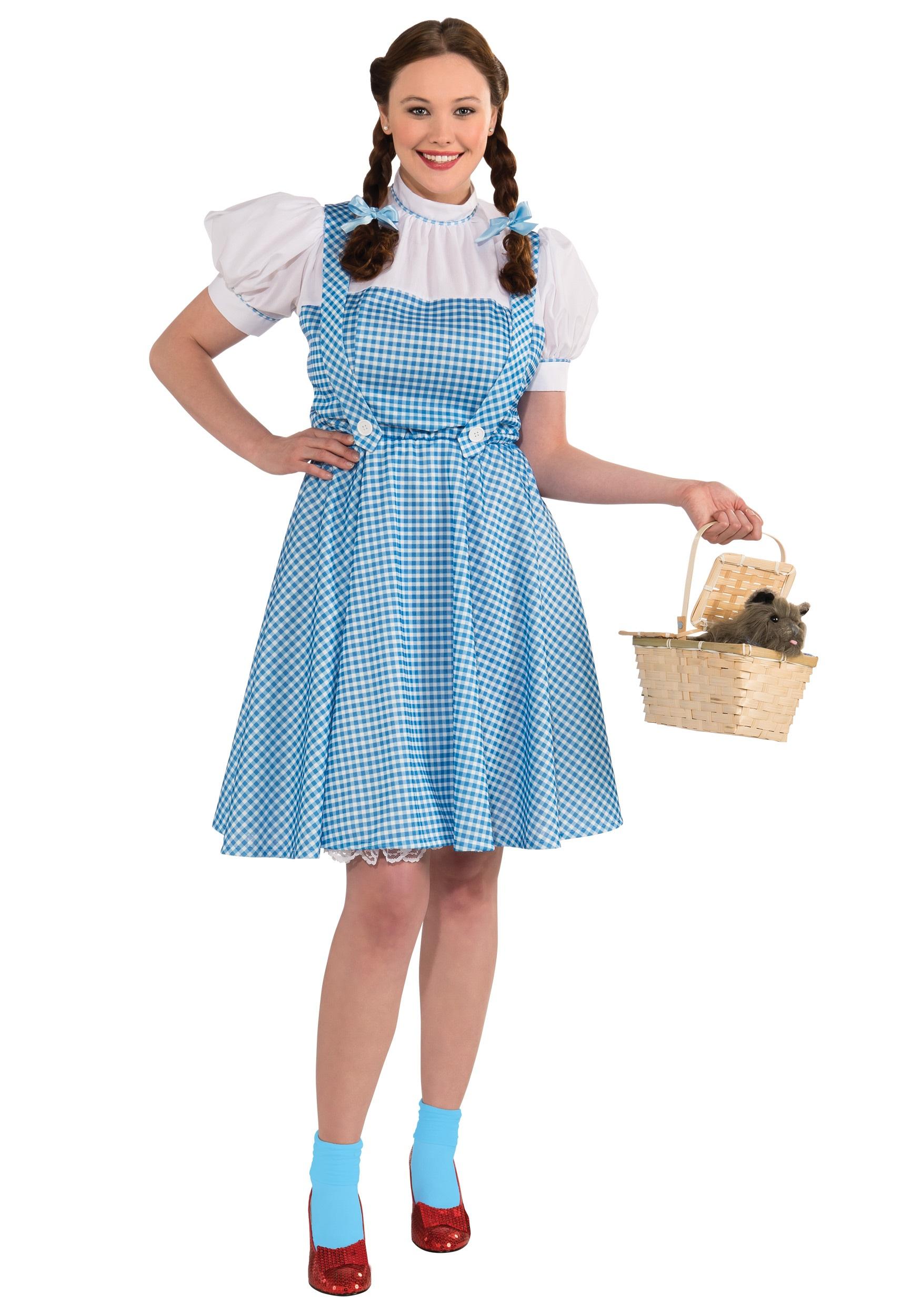 Dorothy Costume Adult 80