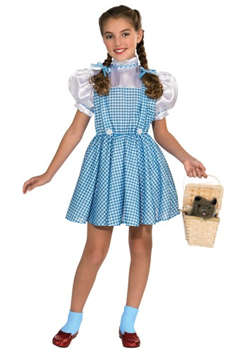 Dorothy Child Costume By: Rubies Costume Co. Inc for the 2015 Costume season.