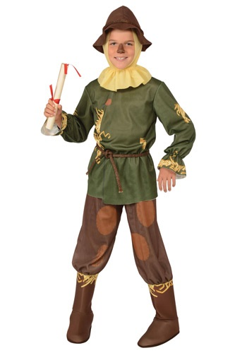 Click Here to buy Scarecrow Kidsrens Costume from HalloweenCostumes, CDN Funds