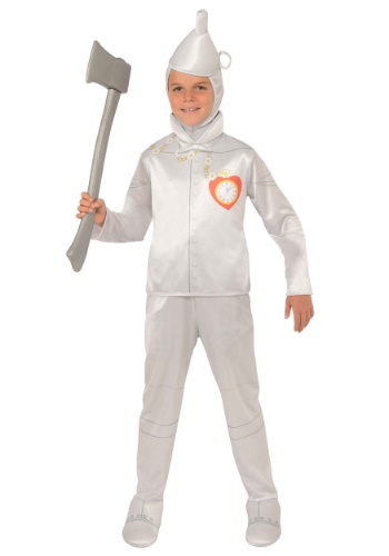 Tin Man Kids Costume