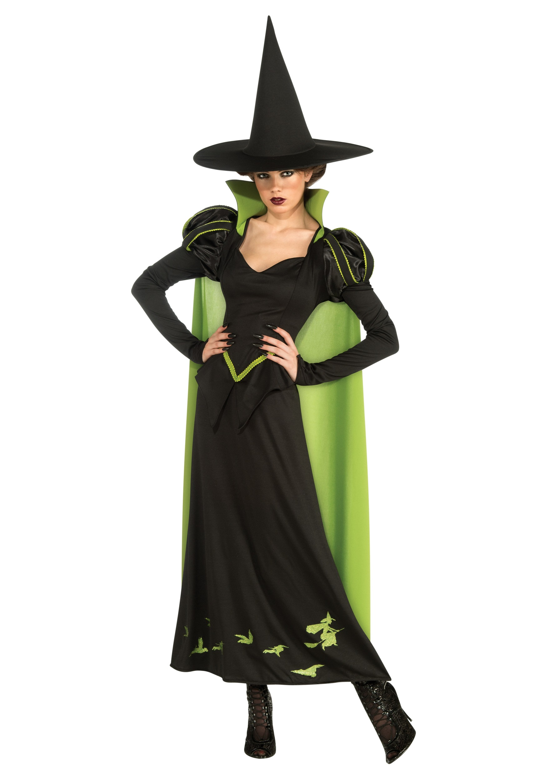 Wicked Witch of the West Costumes - HalloweenCostumes.com