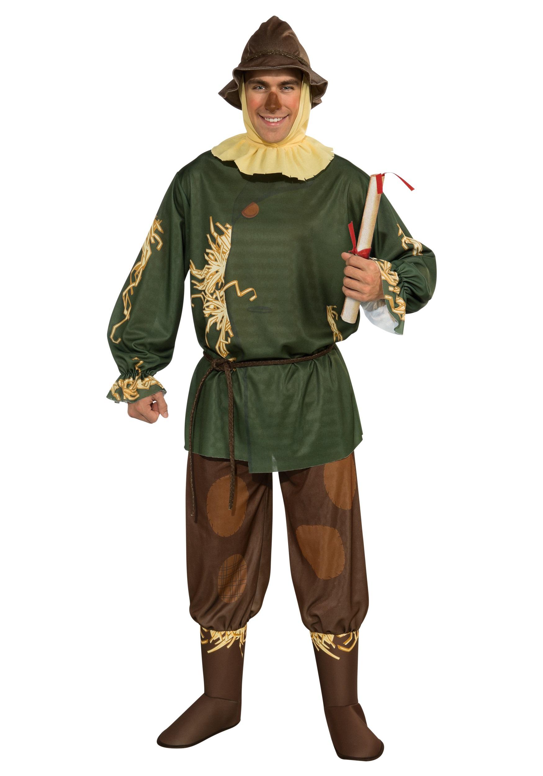 Sexy Scarecrow Costumes 26