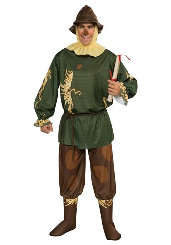 Click Here to buy Scarecrow Adult Costume from HalloweenCostumes, USA Funds & Shipping