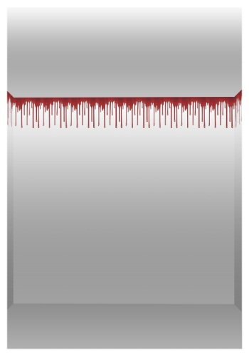 Dripping Blood Border Roll By: Forum Novelties, Inc for the 2015 Costume season.