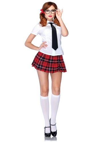 Sexy Private School Costume