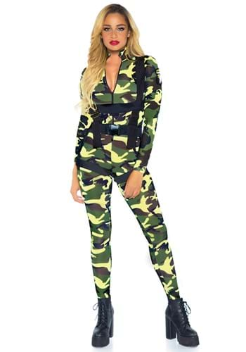 Pretty Paratrooper Costume By: Leg Avenue for the 2015 Costume season.