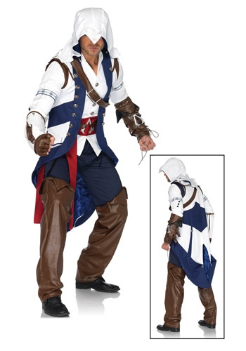 Assassins Creed Connor Costume By: Leg Avenue for the 2015 Costume season.