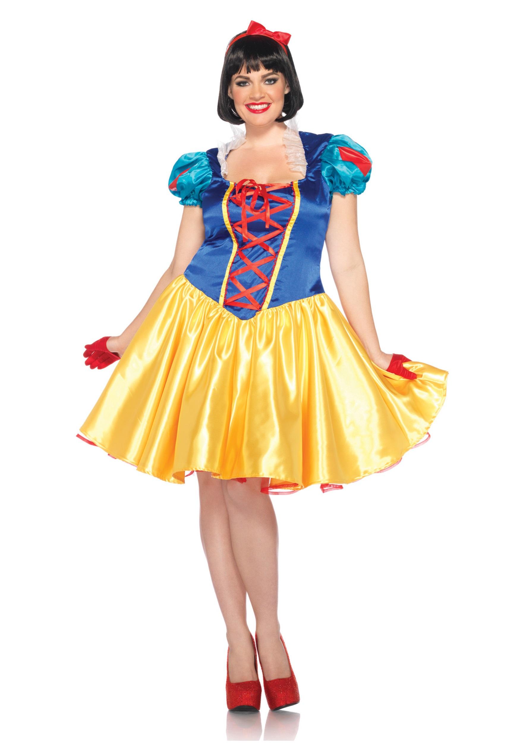 Disney Princess Costumes & Dresses - HalloweenCostumes.com