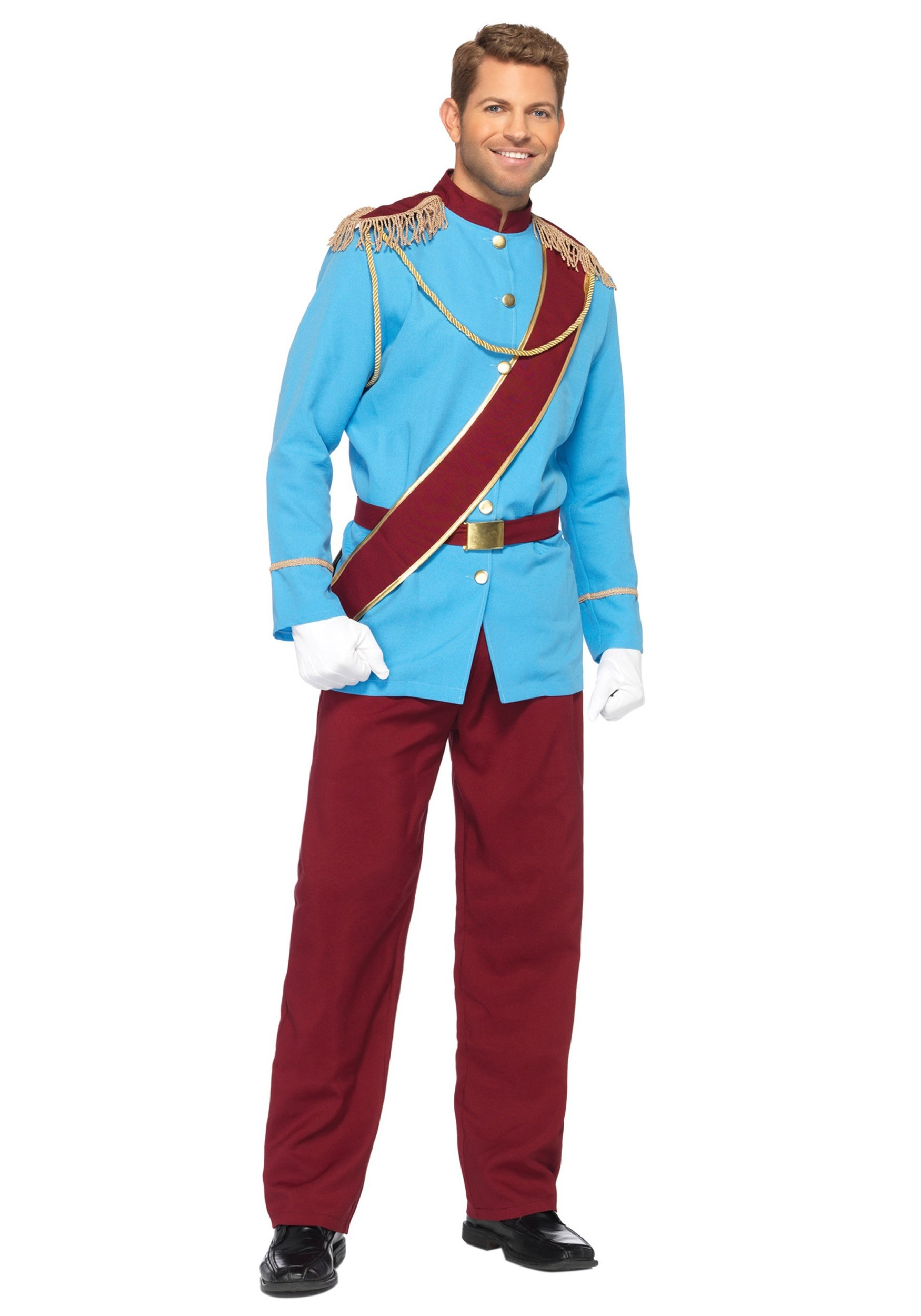 Men's Disney Prince Charming Costume
