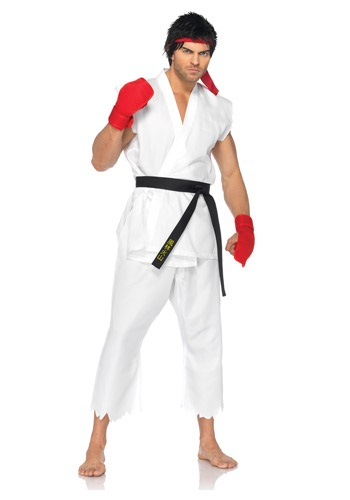 Ryu Costume By: Leg Avenue for the 2015 Costume season.