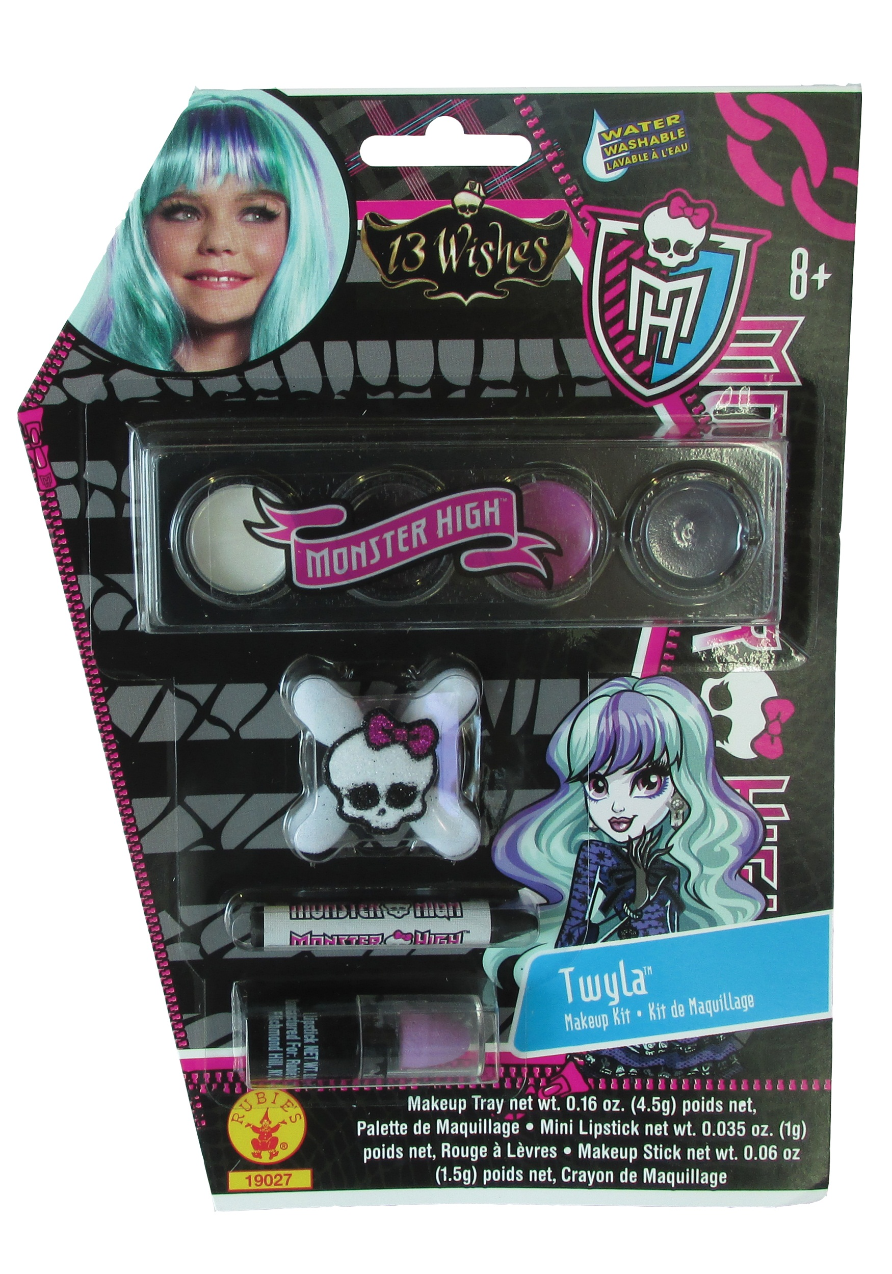 Rubies Monster High Twyla Makeup Kit-5152