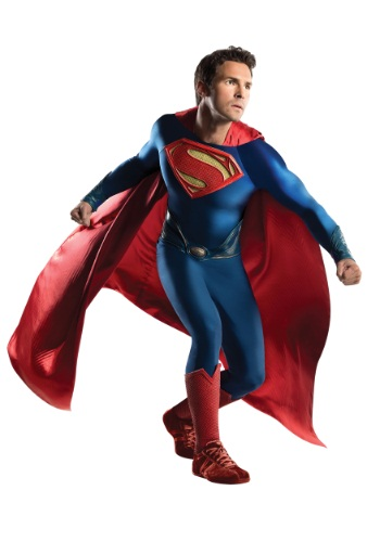 Click Here to buy Superman Grand Heritage Costume from HalloweenCostumes, CDN Funds