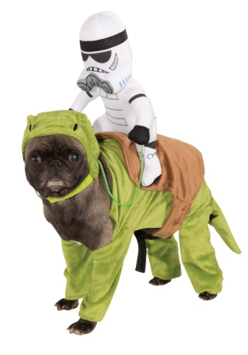 Dewback Pet Costume By: Rubies Costume Co. Inc for the 2015 Costume season.