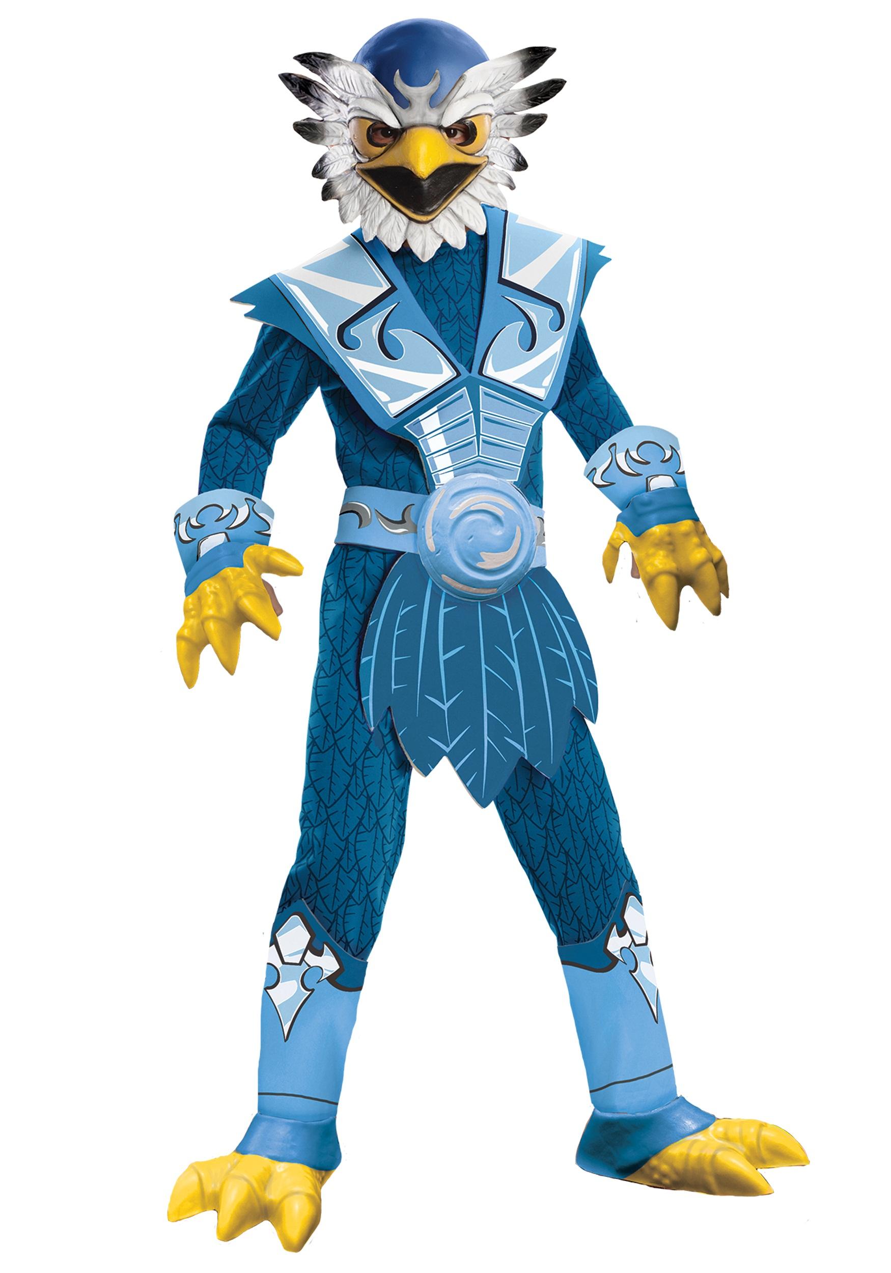 Boy's Skylanders Jet Vac Costume RU886787