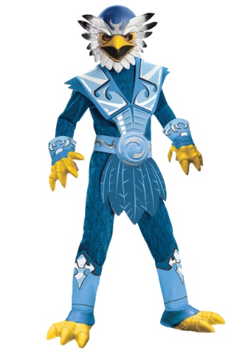 Skylanders Deluxe Jet Vac Costume By: Rubies Costume Co. Inc for the 2015 Costume season.