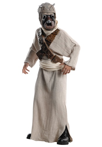 Deluxe Kids Tusken Raider Costume By: Rubies Costume Co. Inc for the 2015 Costume season.