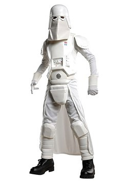 Deluxe Kids Snow Trooper Costume Update