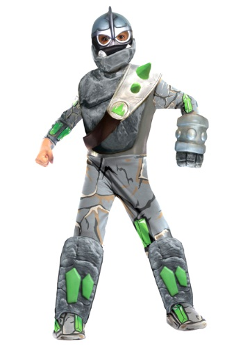 Child Skylanders Deluxe Crusher Costume RU886948