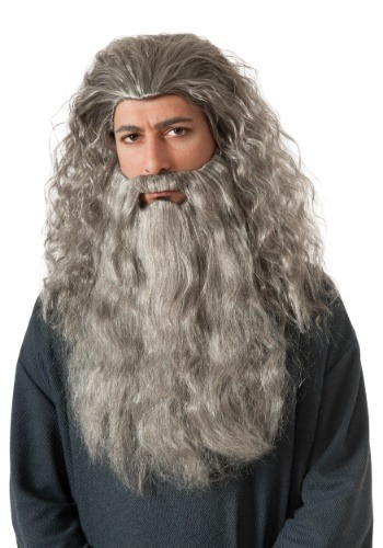 Gandalf Beard Kit By: Rubies Costume Co. Inc for the 2015 Costume season.