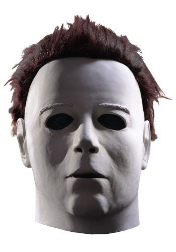 Michael Myers Overhead Mask By: Rubies Costume Co. Inc for the 2015 Costume season.