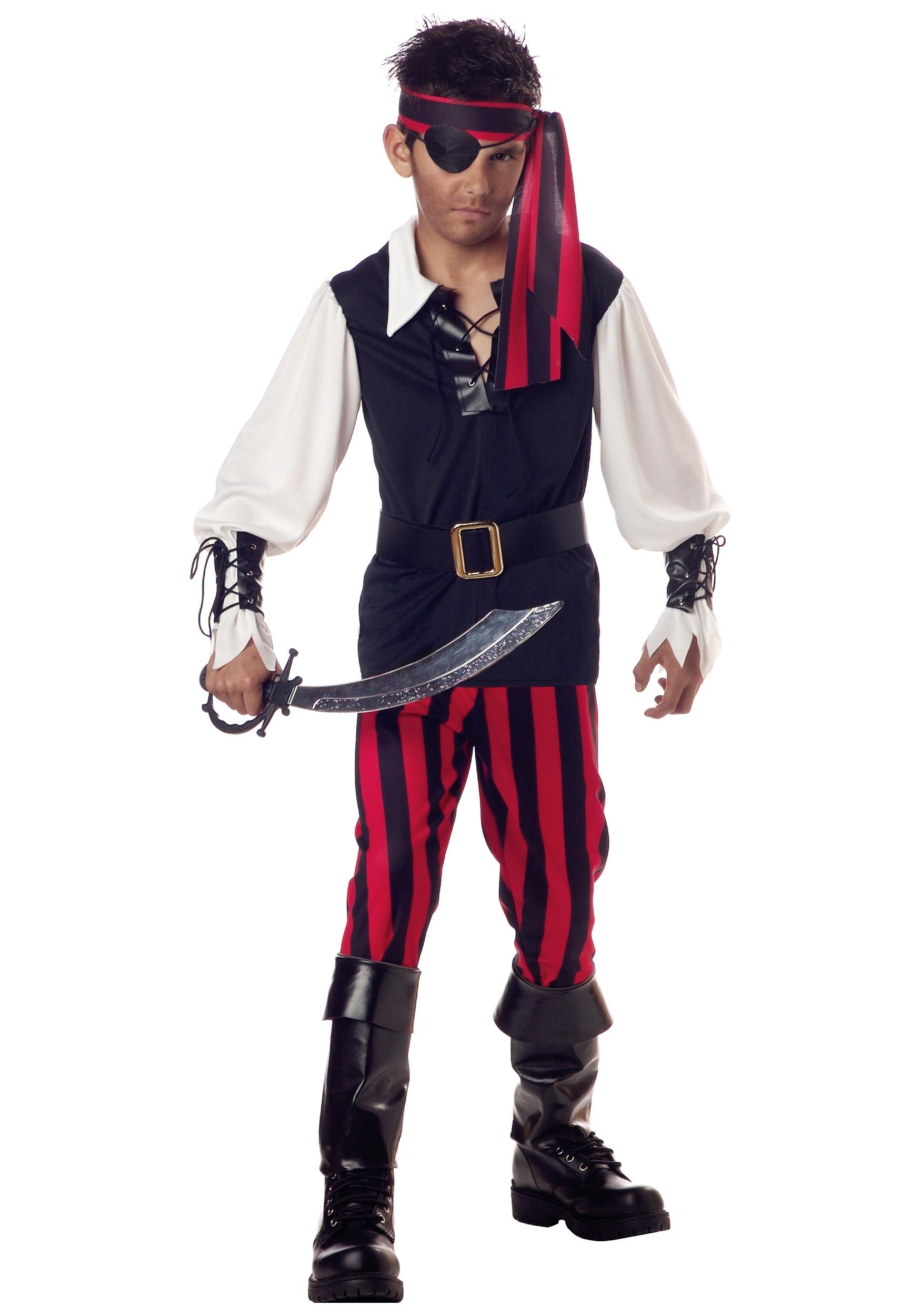 Kidu0026#39;s Cutthroat Pirate Costume | eBay