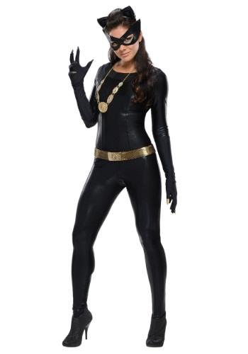 Click Here to buy Catwoman Classic Series Grand Heritage Costume from HalloweenCostumes, CDN Funds