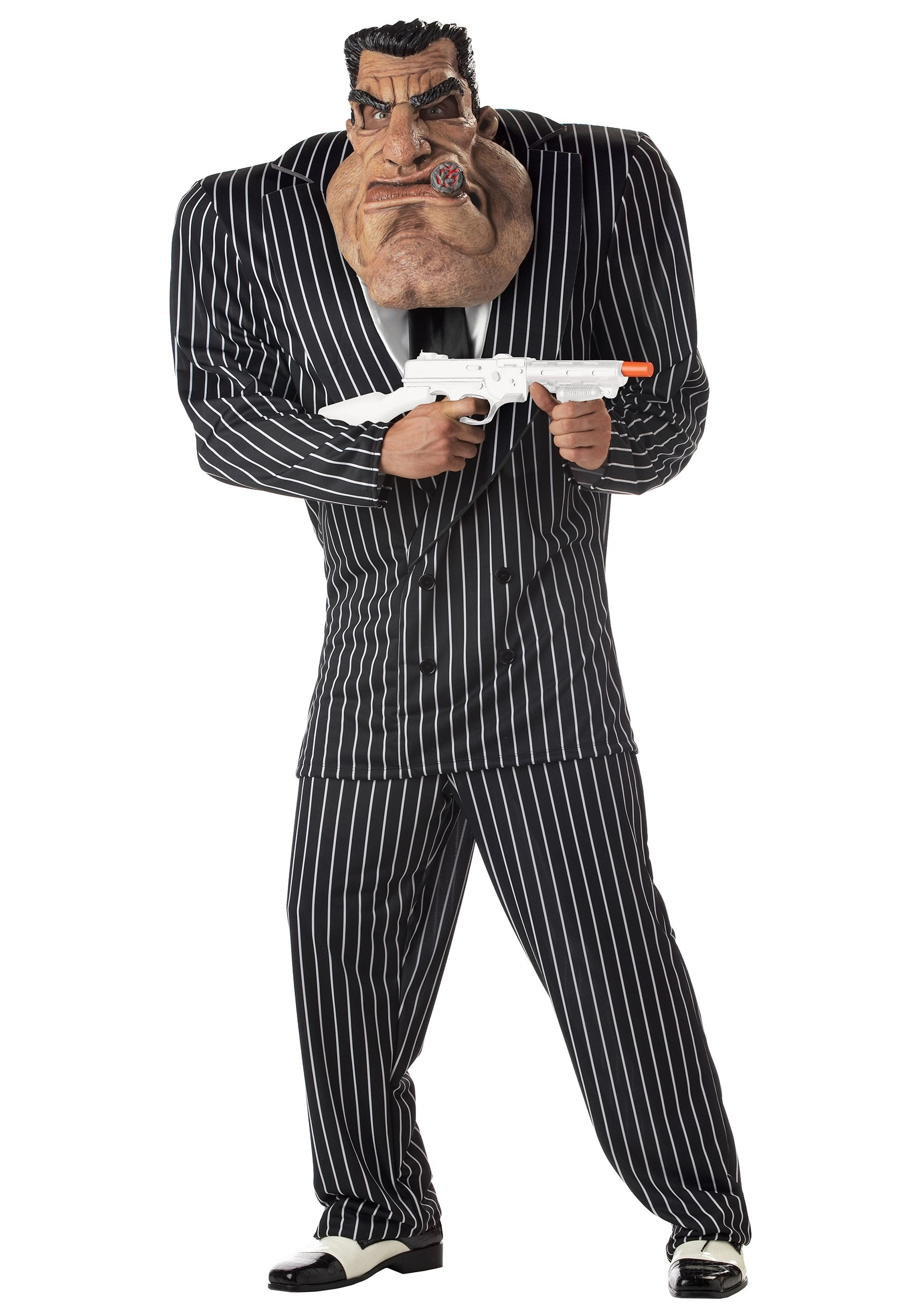 massive mobster halloween costume - Halloween Mobster Costumes