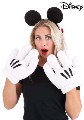 Mickey Ears & Glove Set By: Elope for the 2015 Costume season.