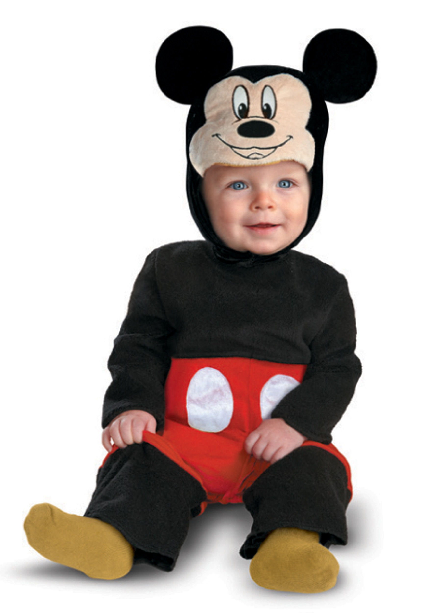 infant mickey mouse my first disney costume. Black Bedroom Furniture Sets. Home Design Ideas