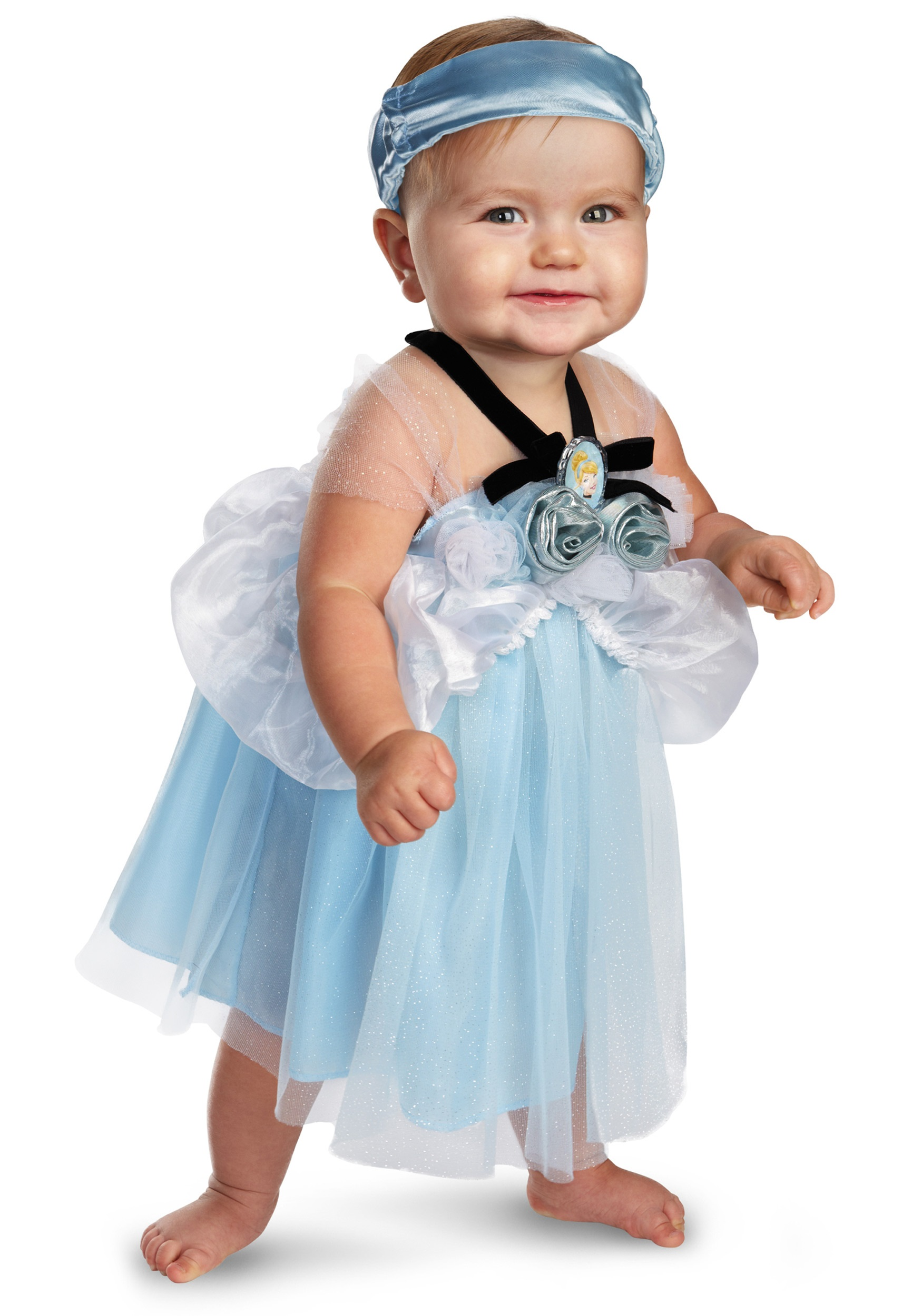 Infant Cinderella First Disney Costume