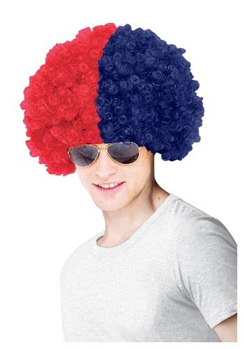 Image of Atlanta Braves Wig