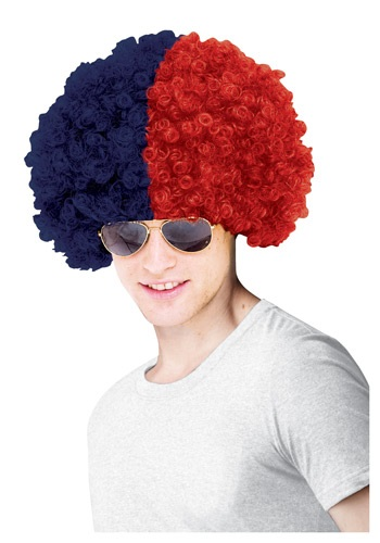 Image of Boston Red Sox Wig