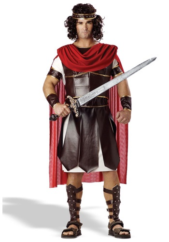 Click Here to buy Adult Hercules Costume from HalloweenCostumes, USA Funds & Shipping