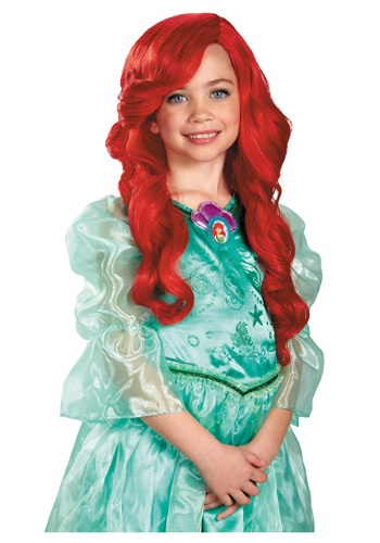 Ariel Child Wig By: Disguise for the 2015 Costume season.