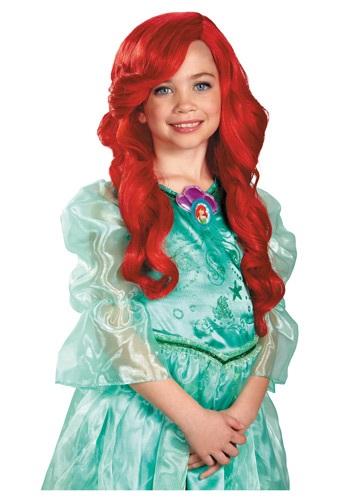 Ariel Child Wig