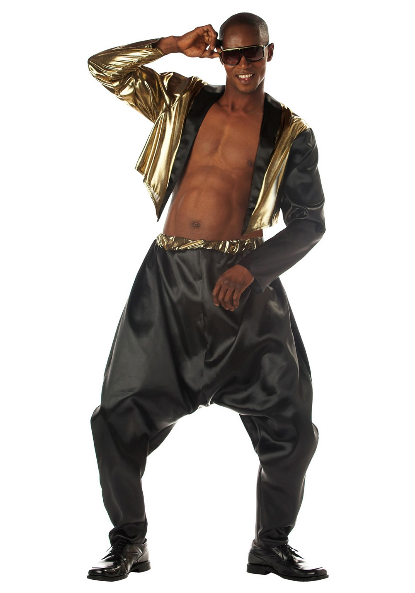 Old School Rapper Costume Jpg