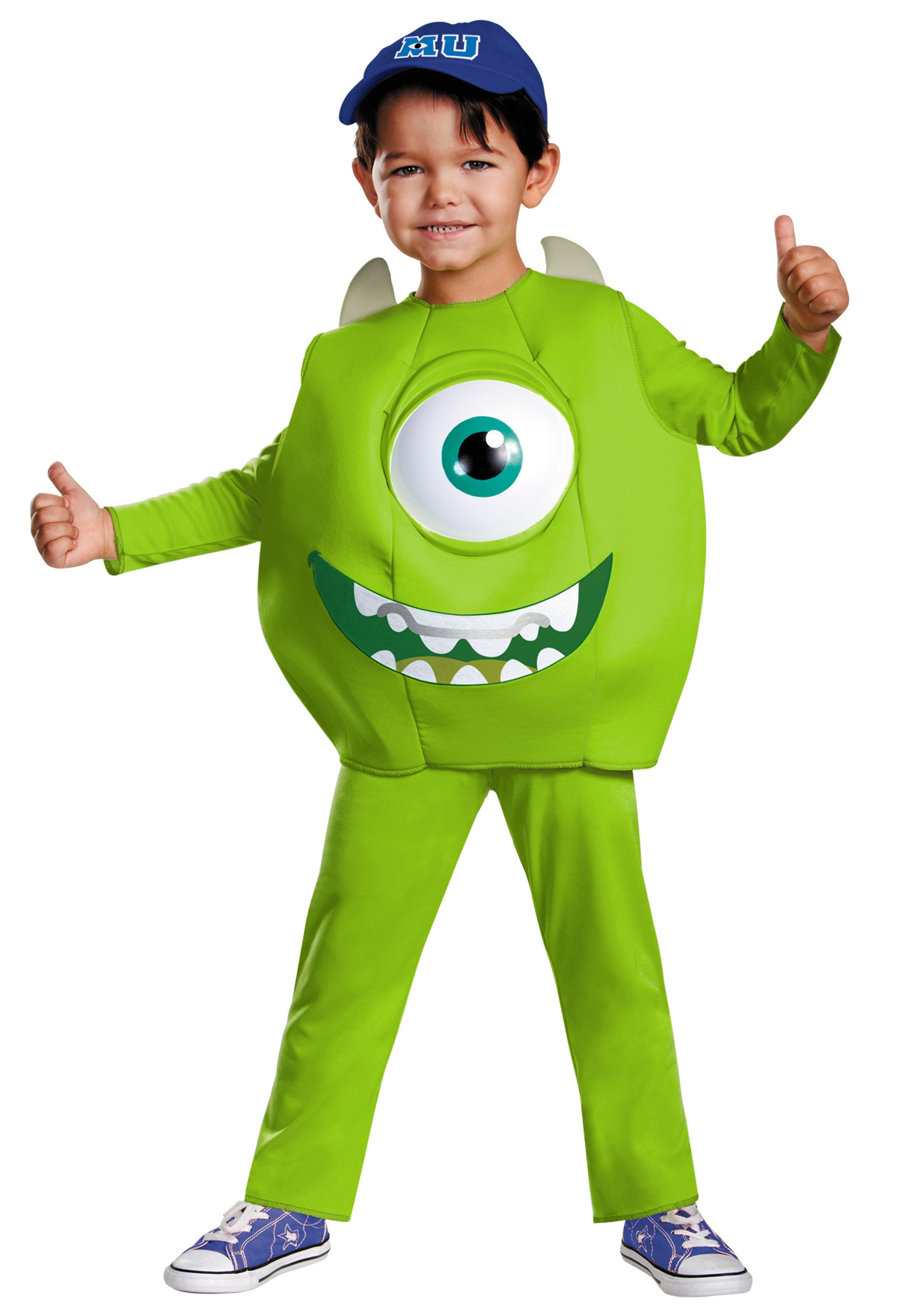 Mike Toddler Deluxe Costume  Costume