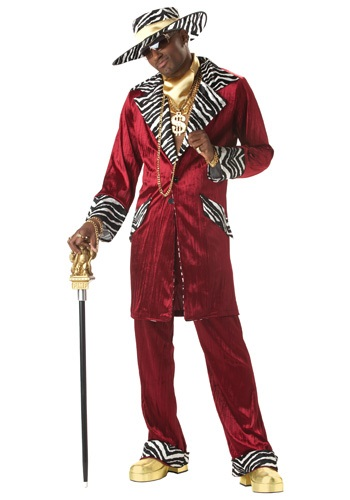 Sweet Daddy Pimp Costume By: California Costume Collection for the 2015 Costume season.