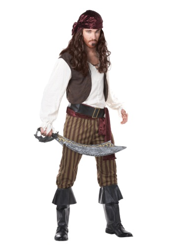 Men's Rogue Pirate Costume By: California Costume Collection for the 2015 Costume season.