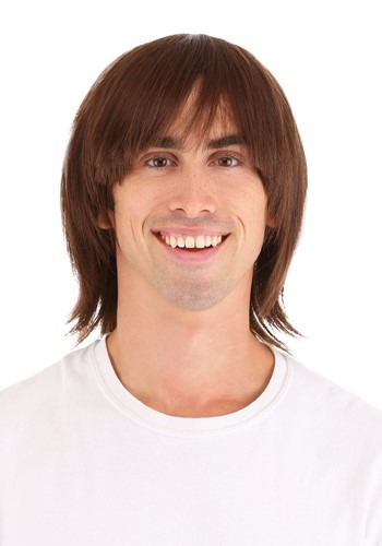 Sonny Boy Hippie Wig for Men